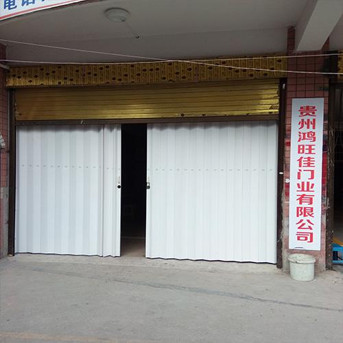 贵州PVC折叠门