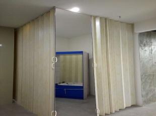 PVC豪华折叠门设计