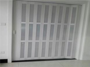 贵州PVC折叠门批发