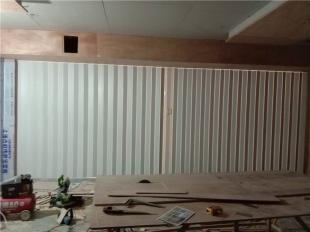 贵阳PVC折叠门价格