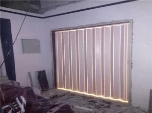 贵州PVC折叠门型材价格