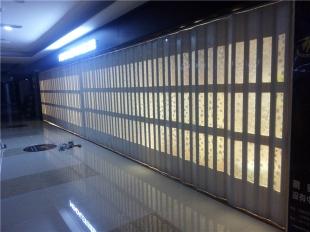 安顺PVC折叠门型材