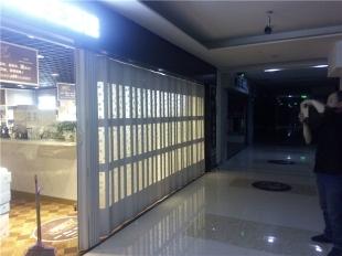 安顺PVC折叠门型材价格