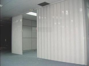 普通PVC折叠门